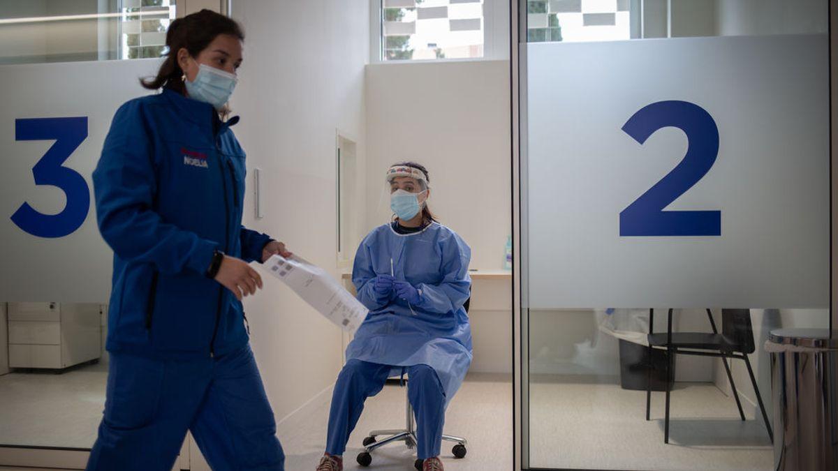 La incidencia acumulada de España está cercana a bajar de los 200 casos