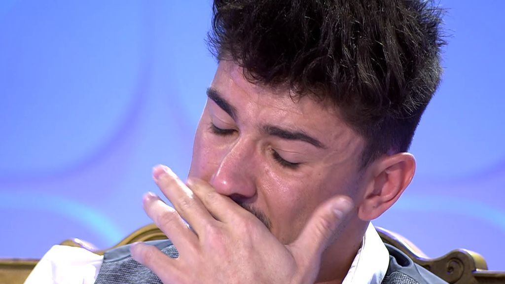 """Iván se hunde: """"He venido a encontrar el amor y a recuperar la ilusión que un día perdí"""""""