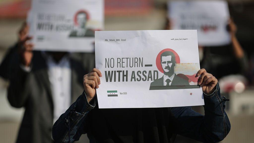 La justicia universal alemana condena a cuatro años y medio a un cómplice de torturas del régimen de Bashar al-Ásad