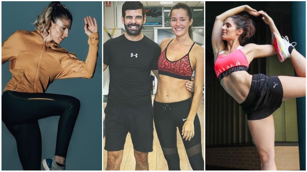 De Miguel Lordán a Crys Díaz, estos son los 'culpables' de que nuestras celebrities tengan un cuerpo de escándalo: así han conseguido entrenarlas.