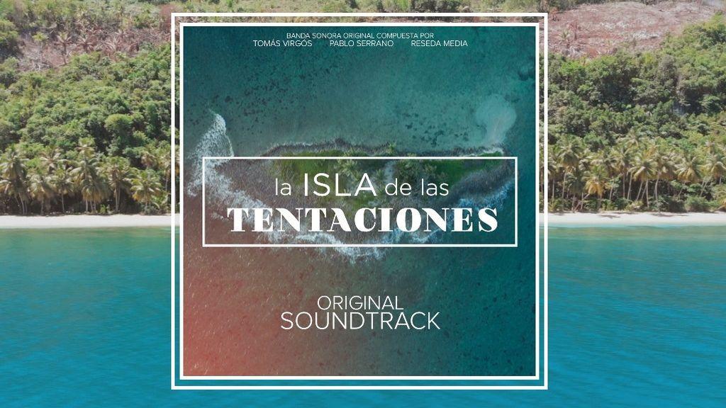 Caratula banda sonora La isla de las tentaciones