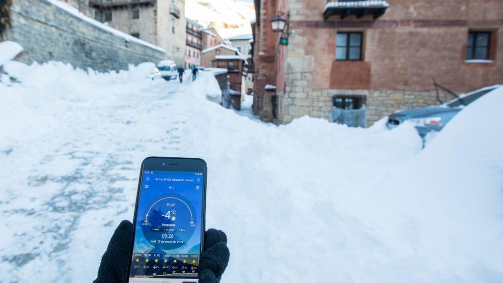 ¿Por qué ha hecho tanto frío en Europa y Estados Unidos este invierno?