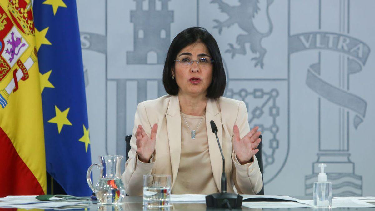 """Carolina Darias: """"Por coherencia, no ha lugar para la manifestación del 8-M"""""""