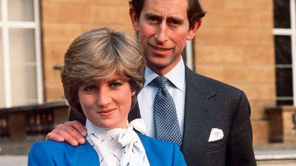 Se cumplen 40 años del compromiso entre el príncipe Carlos y Lady Di: su posado, su anillo y sus primeras palabras