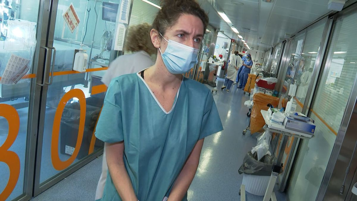 """Las sanitarias que trataron el primer caso de covid-19 en Cataluña: """"Parecía que iba a ser anecdótico, pero se nos vino todo encima"""""""