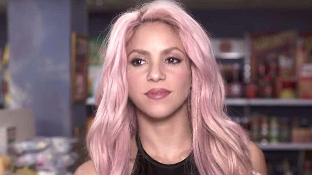 Shakira se ha decantado por el rosa en más de una ocasión.