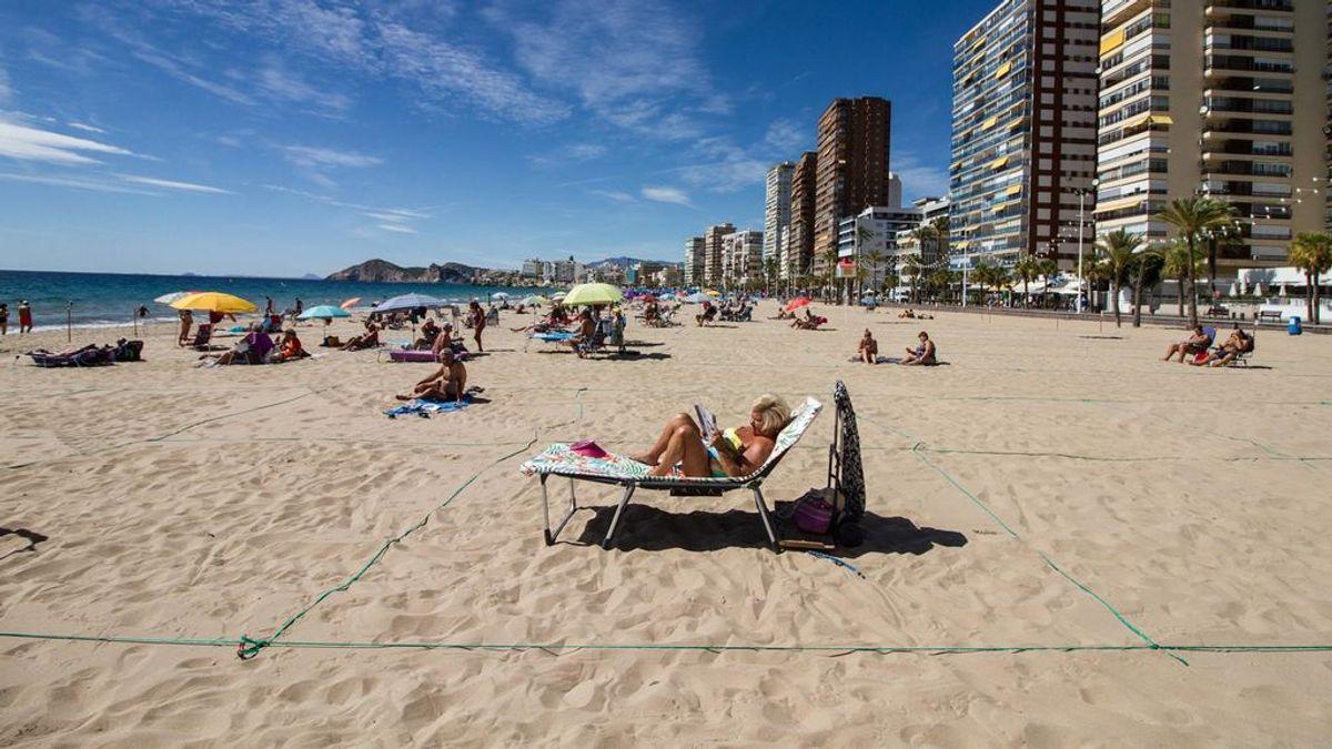 Benidorm volverá a parcelar sus playas y contralará los accesos a partir de marzo