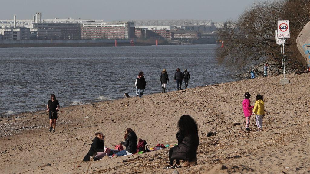 Frío y nieve en Marruecos y récord de calor en Alemania: ¿por qué se ha invertido el tiempo?