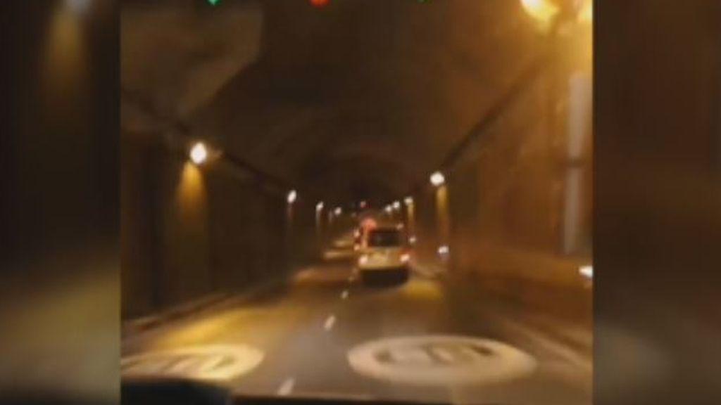Detenido taxista por conducción temeraria en la M-30 y subir el vídeo a las redes sociales
