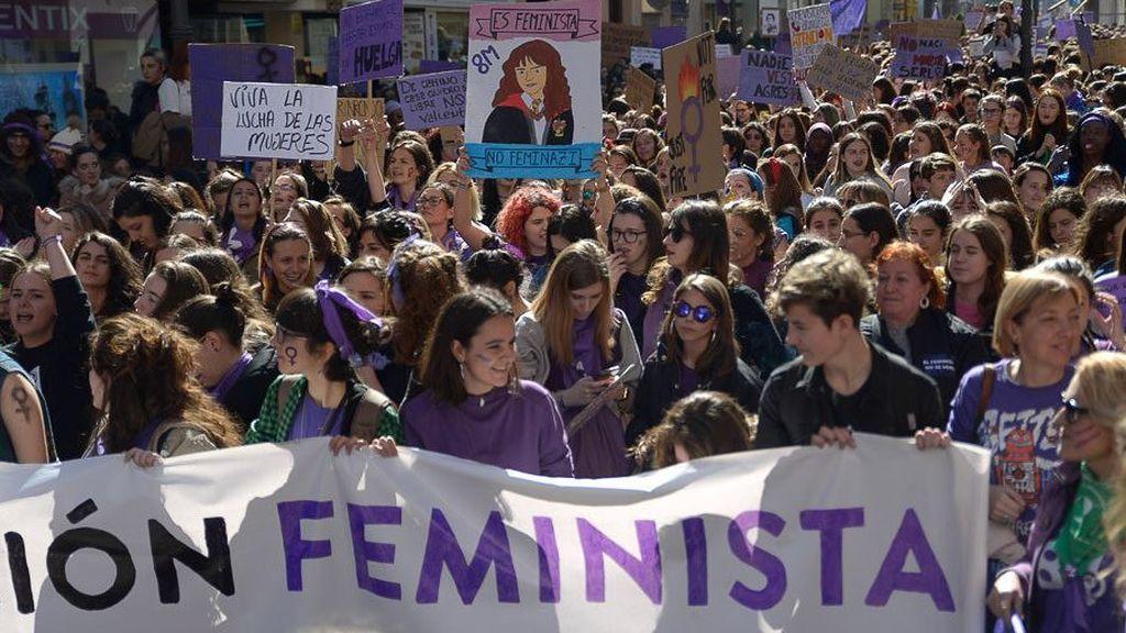 El Movimiento Feminista de Madrid