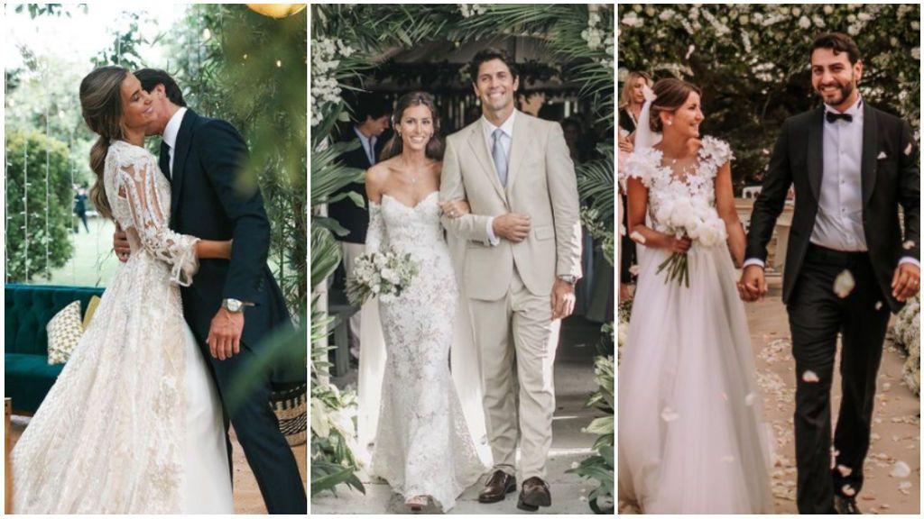 De María Pombo a Alexandra Pereira, las bodas de los famosos que te inspirarán en la deco de tu boda.