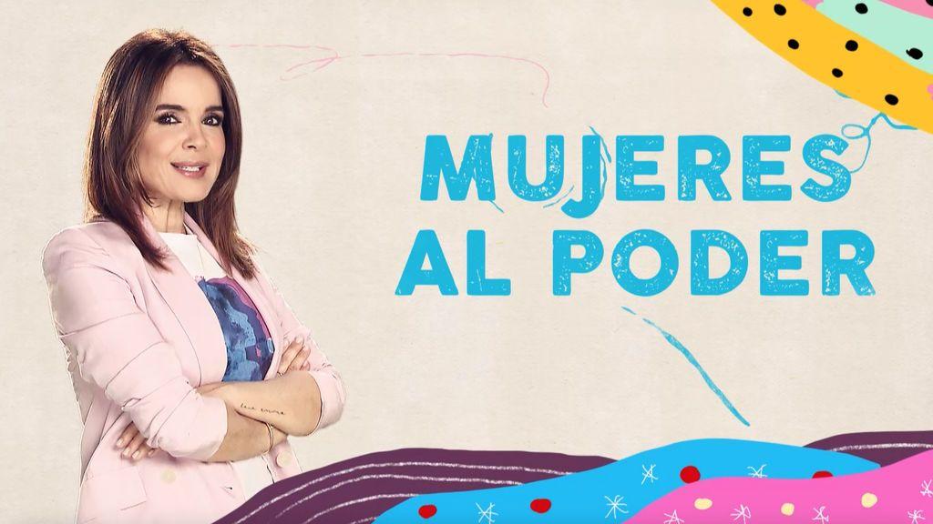 Mediaset España lanza la campaña '12 Meses, Mujeres al poder' con la prescripción de Carme Chaparro