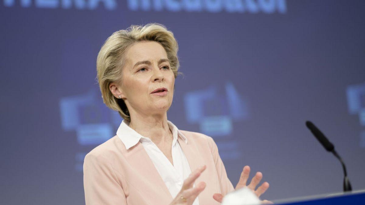La cumbre europea busca acelerar la entrega de vacunas y la creación del 'pasaporte covid'