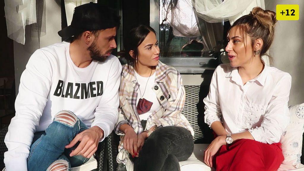 Bea le anuncia a Cristian y Alba sus planes de boda con Adrián (2/2)