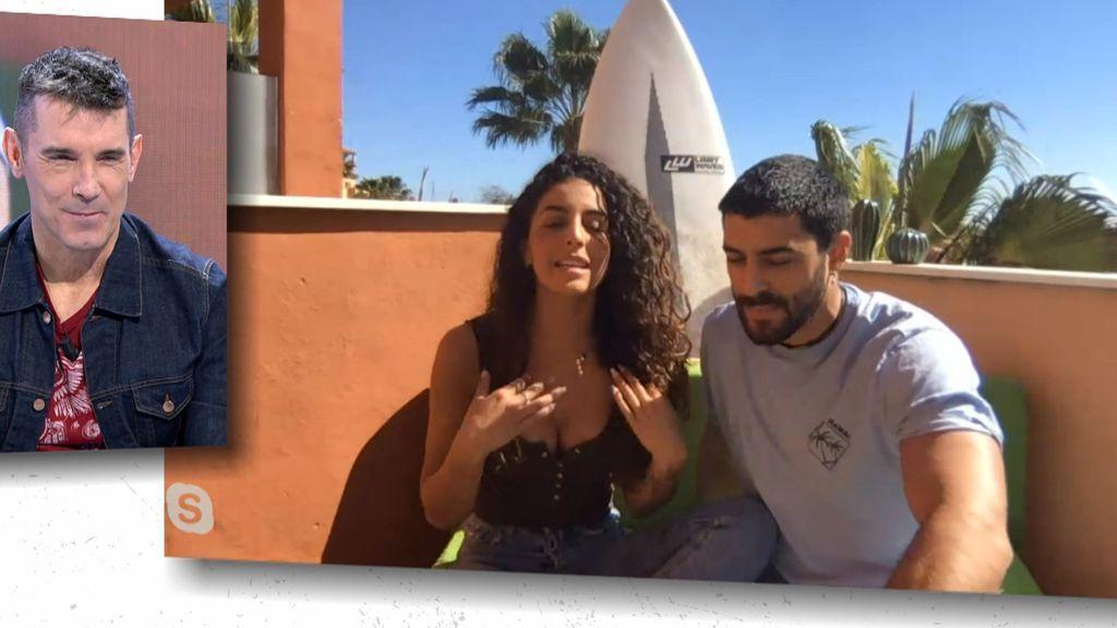 Josué y Zoe nos dan la última hora de su relación tras una discusión por celos