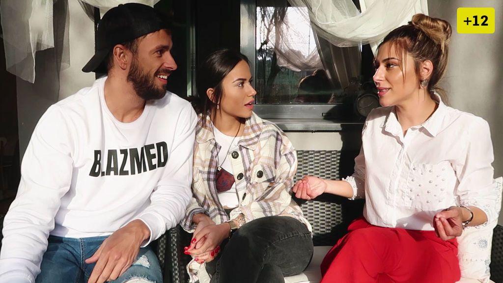Bea le anuncia a Cristian y Alba sus planes de boda con Adrián (1/2)