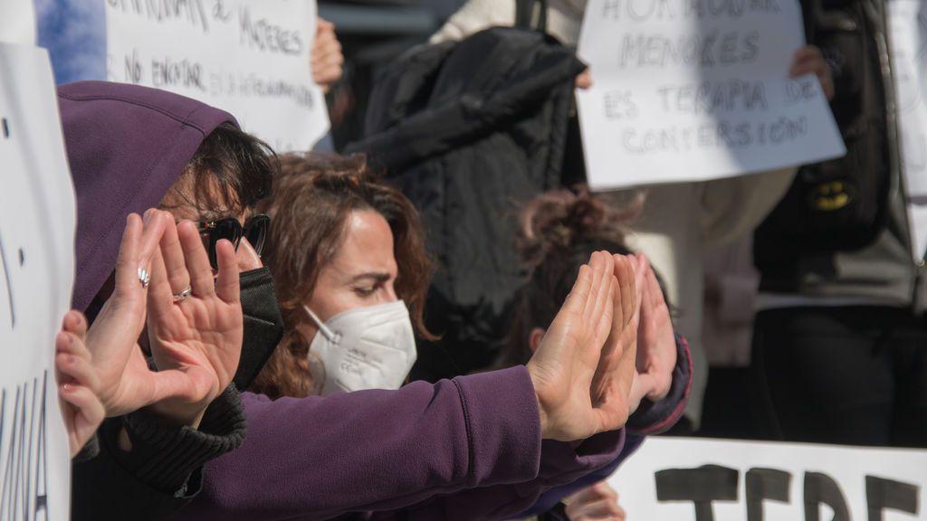 """""""Sólo sí es sí"""",  matrimonio homosexual y  violencia de género: tres leyes rechazadas por el Poder Judcial"""