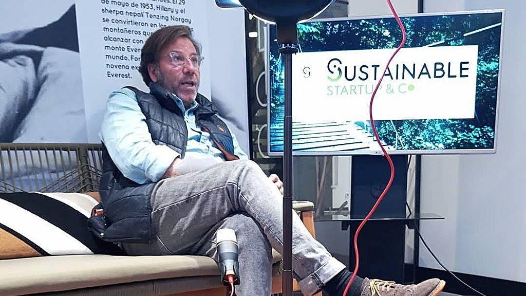 Alberto Palacio, Startup&Co