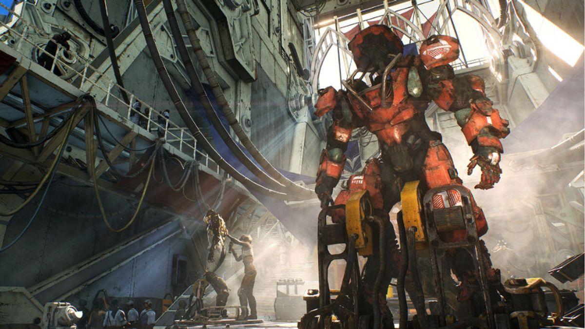 Cancelan el videojuego 'Anthem Next' por las limitaciones de producción generadas por la pandemia de la covid