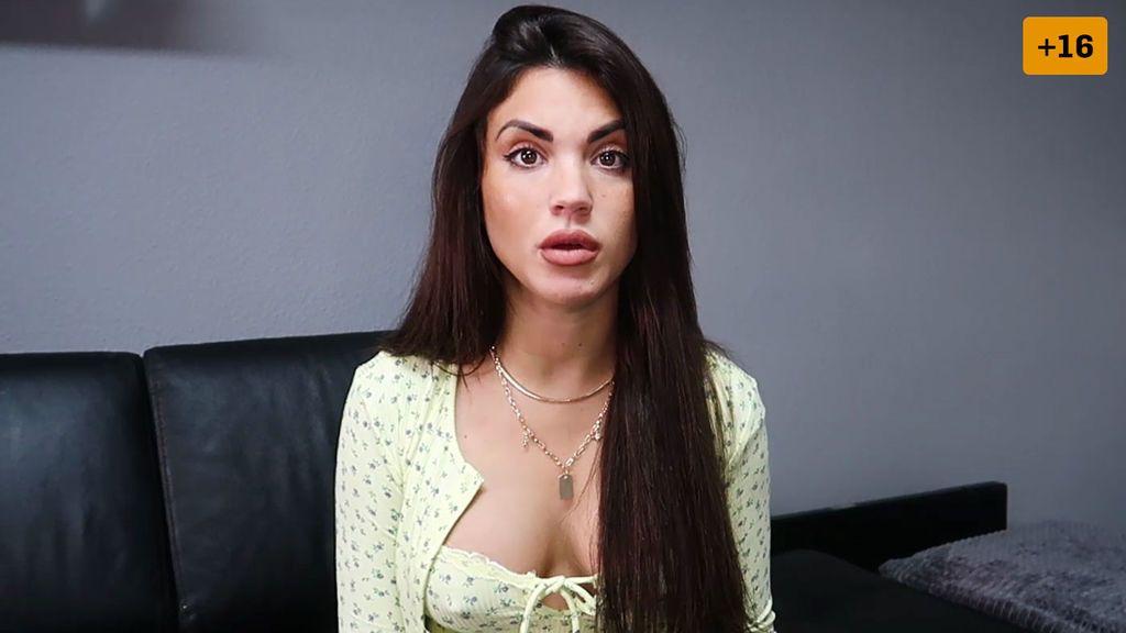 Melodie Peñalver se sincera sobre el accidente que sufrió y sus relaciones sentimentales (1/2)