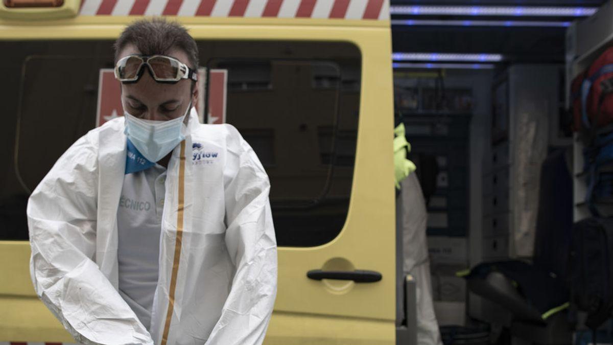 Madrid desciende a 1.710 casos y 26 muertos por coronavirus