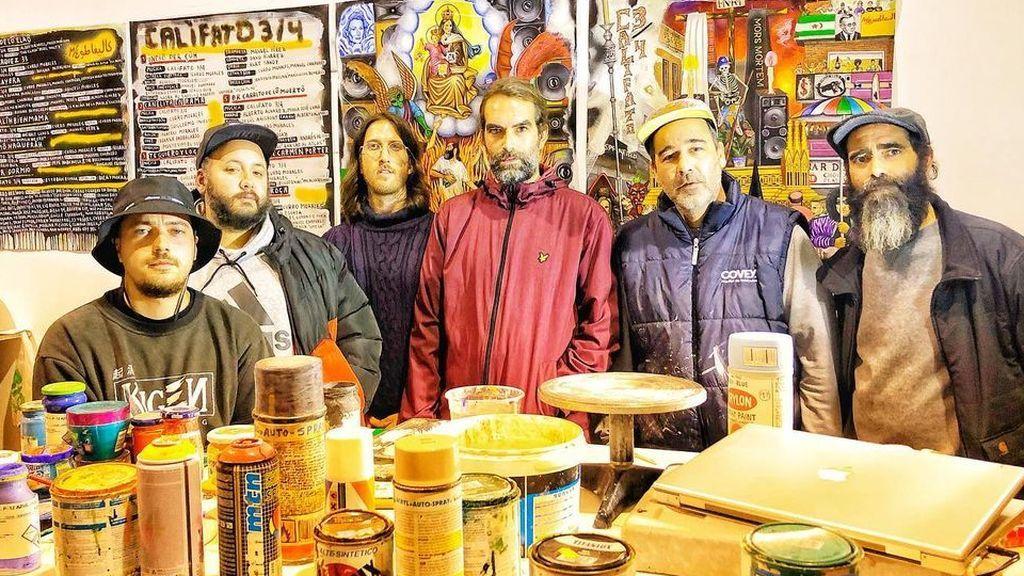 Califato 3/4, el grupo de música andaluz que reivindica su historia y cultura a ritmo