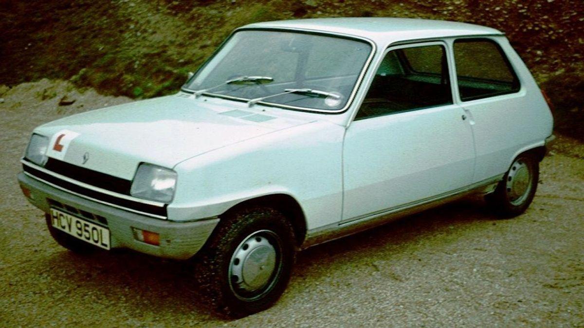 Vuelve el coche Upper por excelencia: Renace el Renault 5 como coche eléctrico