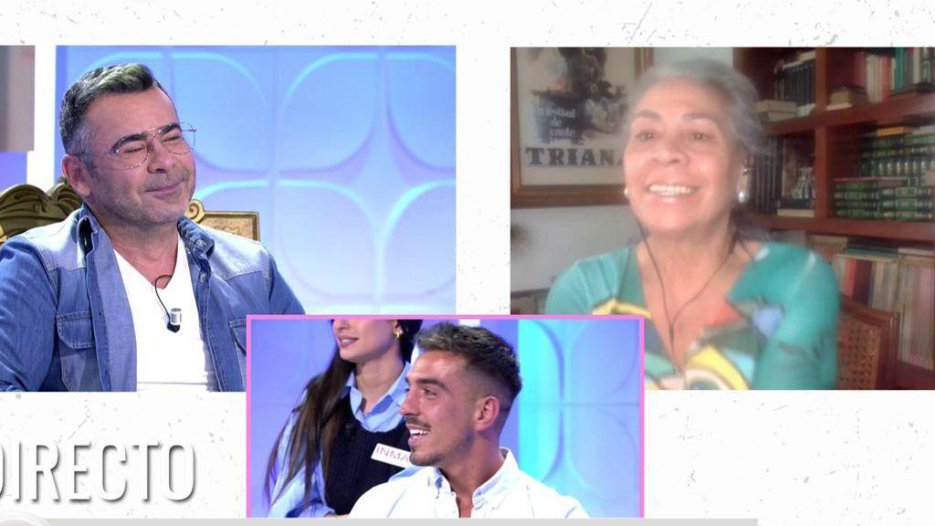 Carmen Gaona destapa las intenciones de Dani