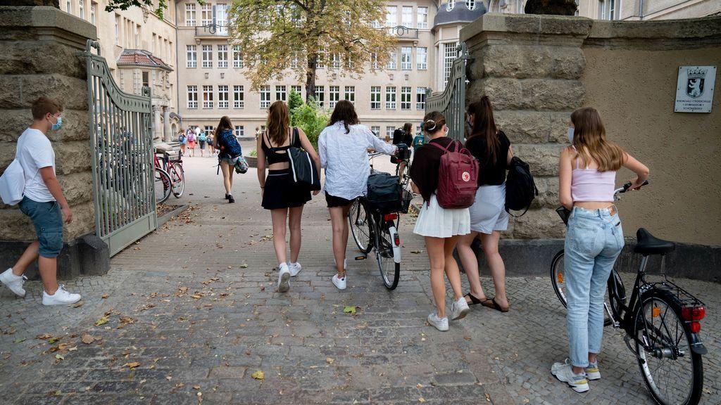 En Berlín se permite a los alumnos repetir curso por el coronavirus