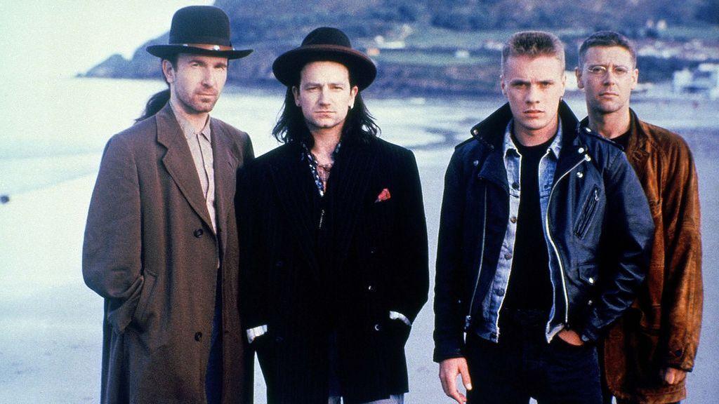 Concierto de U2 en España (1987)