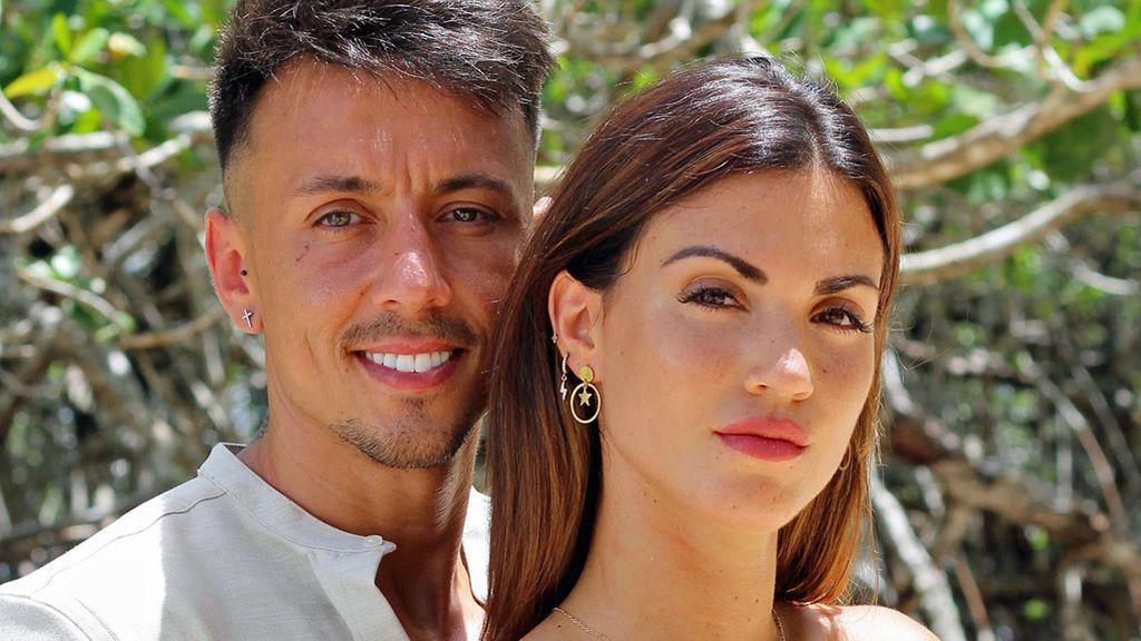 Cristian y Melodie llegan a un acuerdo tras su ruptura en 'La isla de las tentaciones'
