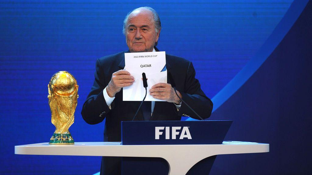 Blatter Qatar