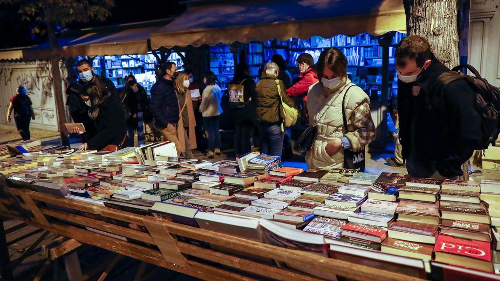 Dónde se lee más y dónde menos en España