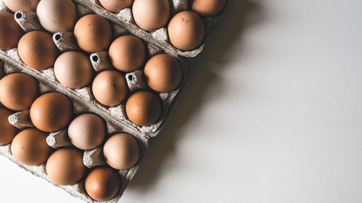 Manchas rojas del huevo: ¿existe riesgo de intoxicación si no las quito?