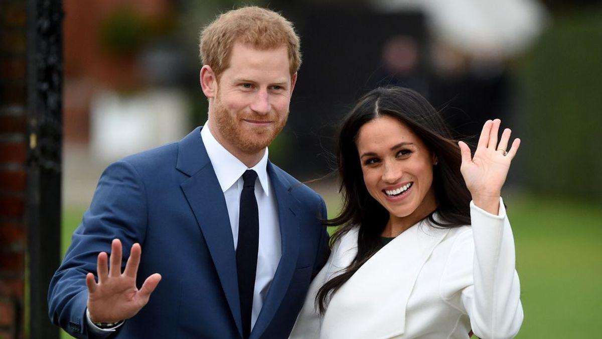 Meghan Markle revela durante una llamada telefónica el apodo que usa para el príncipe Harry