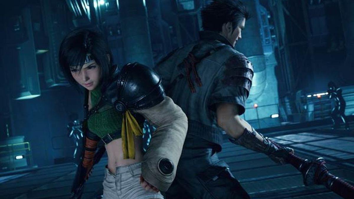 Final Fantasy VII Remake Intergrade llegará a PS5 en junio