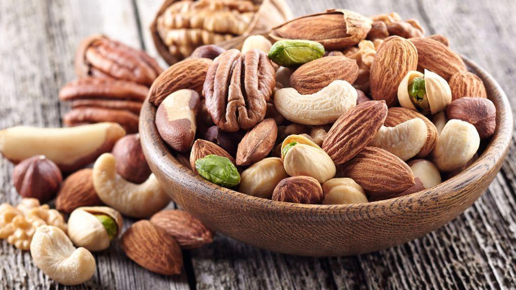 Frutos secos, la mejor proteína vegetal