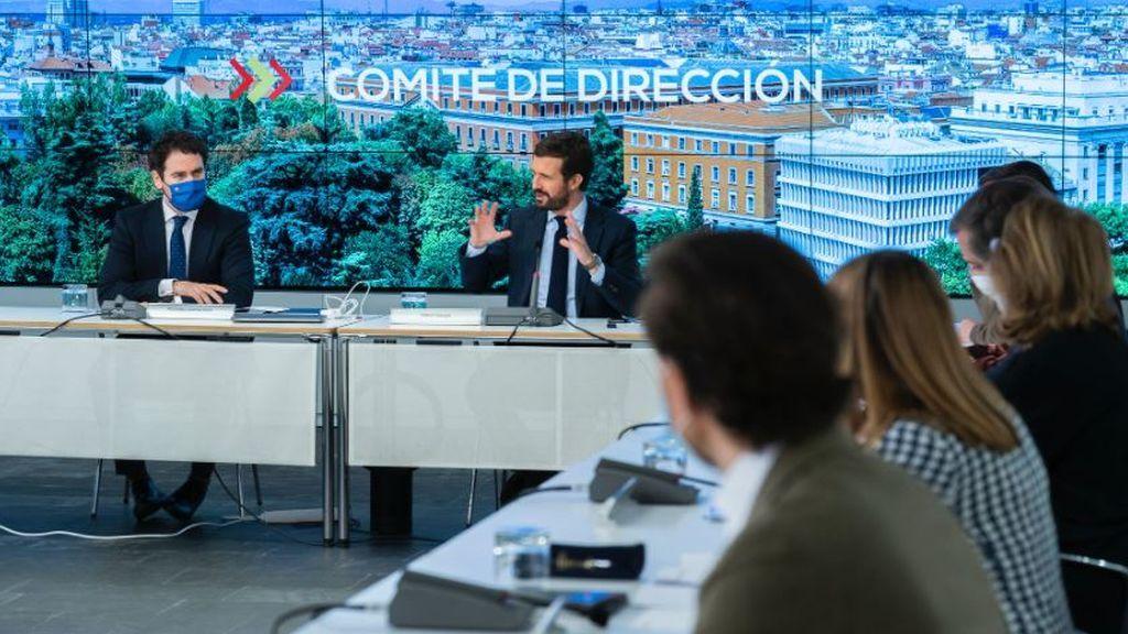 """El PP echa la culpa de la ruptura de las negociaciones del Poder Judicial a las """"peleas internas"""" del Gobierno"""