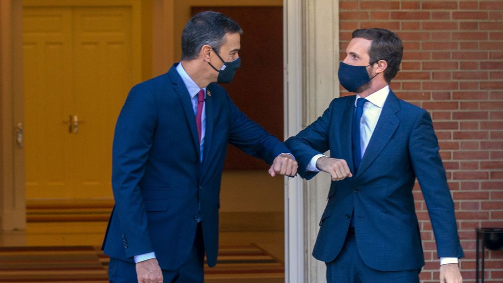 """Gobierno y PP rompen las negociaciones para renovar el CGPJ por """"escollos"""" y posturas """"irreconciliables"""""""