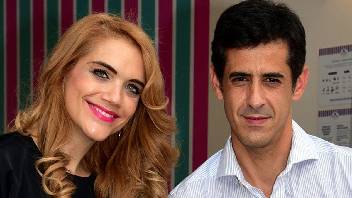 Beatriz Trapote y Víctor Janeiro dan la bienvenida a su hija