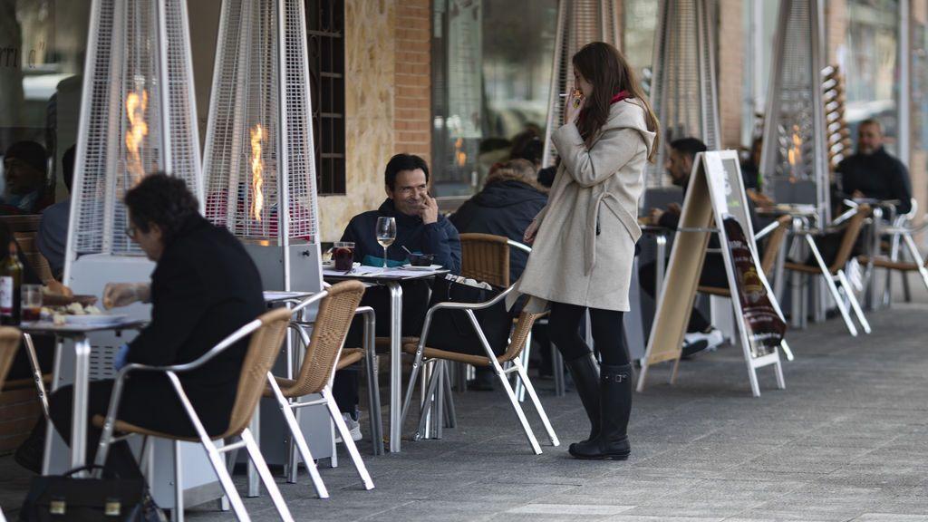 Barometro GAD3 sobre reapertura de comercios y restaurantes