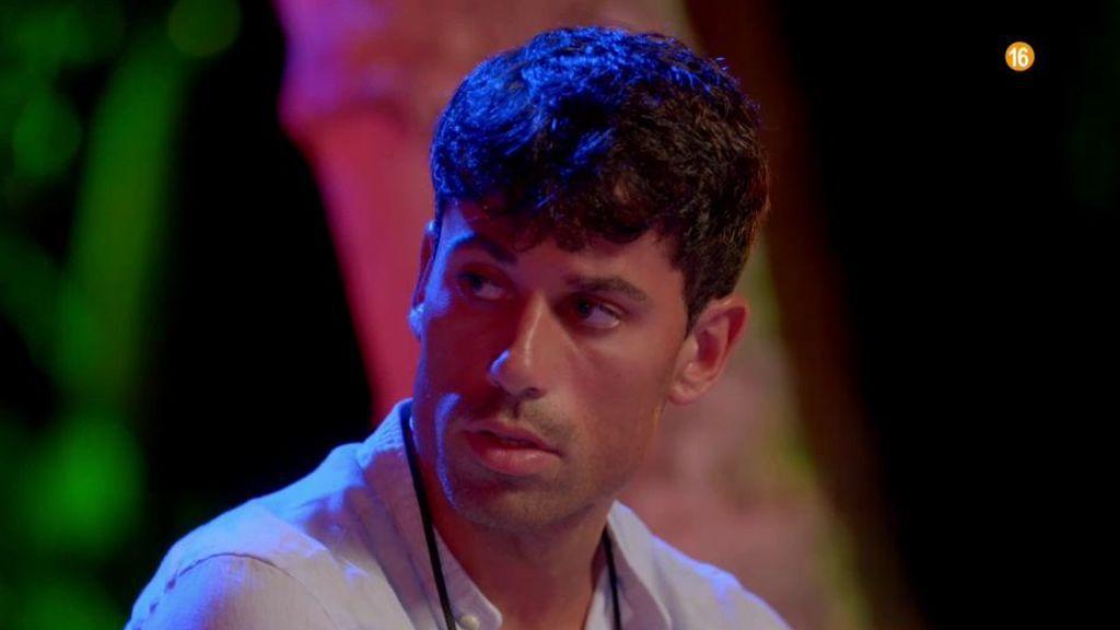 Diego se quita la coraza y cuenta sus verdaderos sentimientos tras la traición de Lola en 'La isla de las tentaciones'