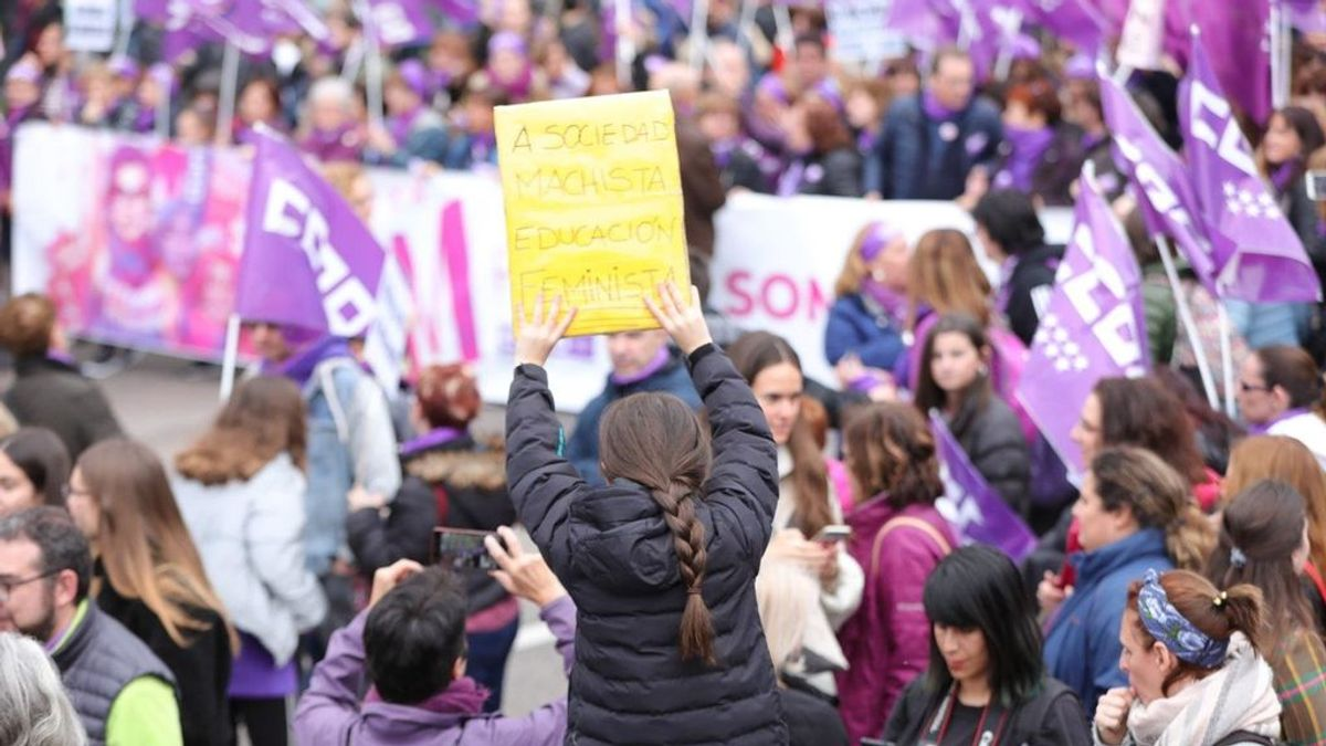 Cómo se va a celebrar el 8M en España
