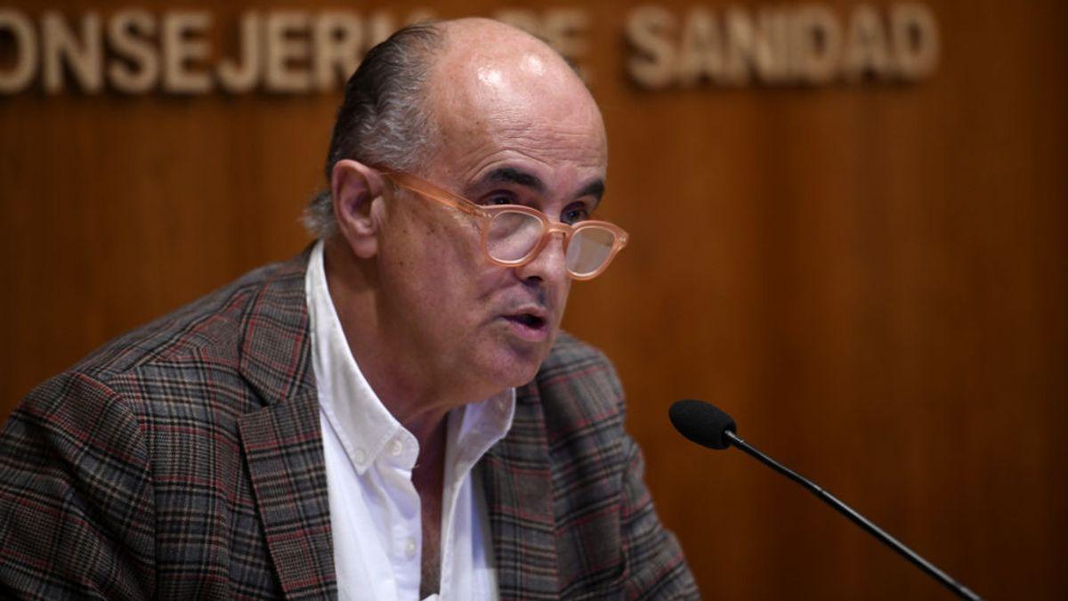 EuropaPress_3570260_viceconsejero_salud_publica_plan_covid-19_comunidad_madrid_antonio_zapatero
