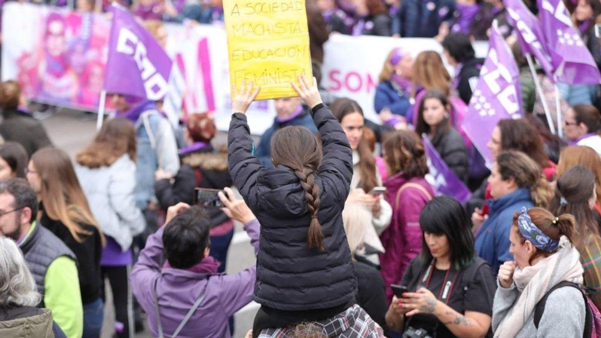 Interior prohíbe una marcha el 8M de 10.000 personas, otra de 500 pero permite las pequeñas