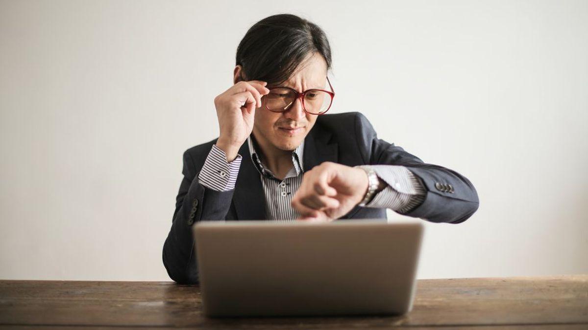Diferencias entre trabajar mucho y ser un workaholic