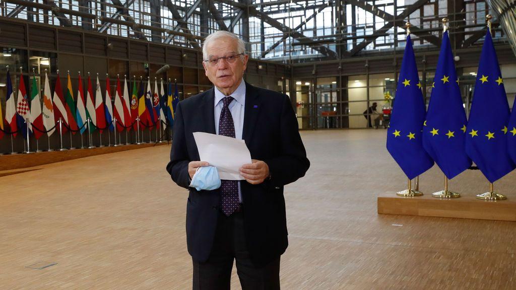 La UE declara persona 'non grata' a la representante de Venezuela