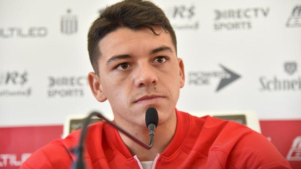 Diego García, jugador del Estudiantes La Plata, apartado del equipo tras se acusado de abusos sexuales