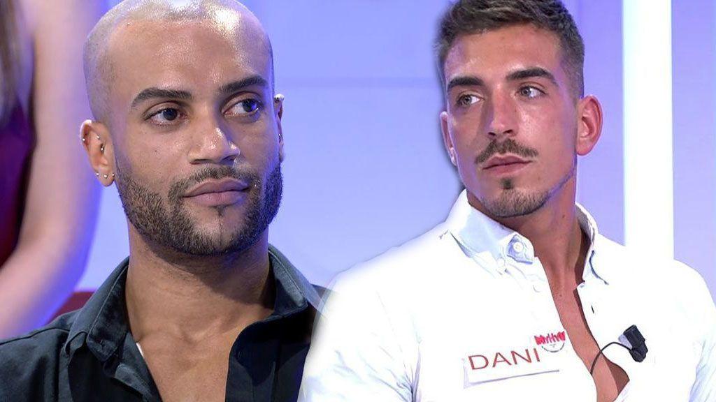 Michael y Daniel, grandes rivales en busca del amor de Jorge Javier Vázquez, ¿del lado de quién estás?