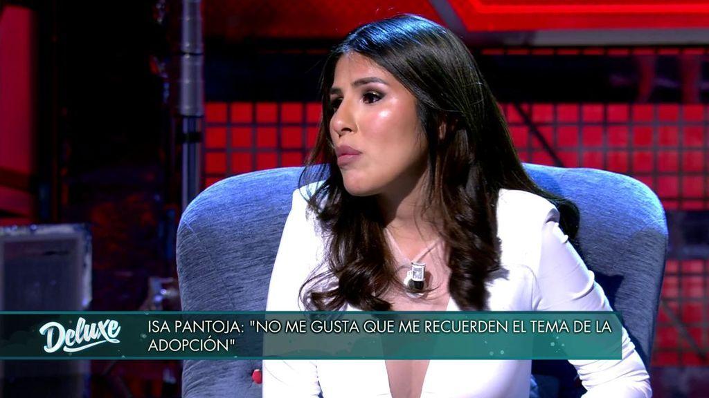 Isa Pantoja, en el 'Deluxe'